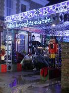 Weihnachtsmarkt Alfie's German Christmas Market