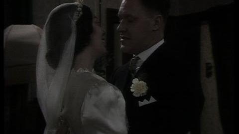 The Beale's War Time Wedding Day - EastEnders - Civvy Street - BBC