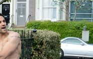 3 Albert Square Grey Door 2015