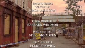 End Credits Peggy Leaves