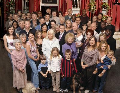 EastEnders Cast (2003)