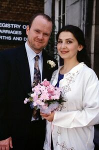 Phil Mitchell and Nadia Borovac Wedding (8 July 1993)