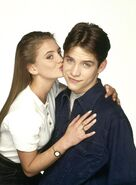 Mandy Salter and Aidan Brosnan Promo 2