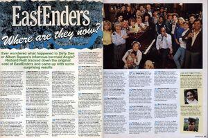 Eastenders Inside Soap (October 1992)