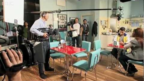 Eastenders E20 How to Make Your Own Online Drama - Part 3 The Shoot - BBC