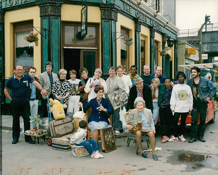 EastEnders Cast (1991) 2