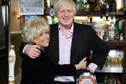 Peggy Mitchell and Boris Johnson 2(2009)