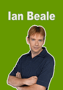 Ian Beale Name Card