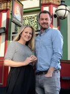 Linda and Mick Carter