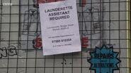 Launderette Poster (8 January 2018)