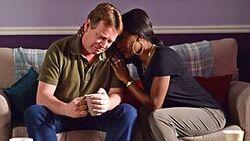 Denise+Ian news on Lucy death