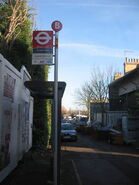 Victoria Road Bus Stop 2