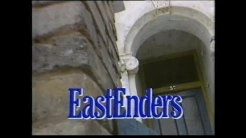 30 January 1985 BBC1 - Early EastEnders trailer