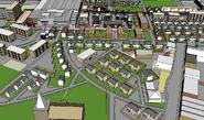Easties walford model panorama 2