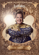 Lorraine Stanley as Genie (Children in Need 2018)