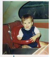 Max as a kid 1971