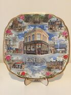 Eastenders Royal Albert Bone China Plate 1