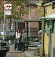Bus Stop George Street 2