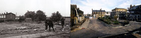Albert Square before and after.JPG