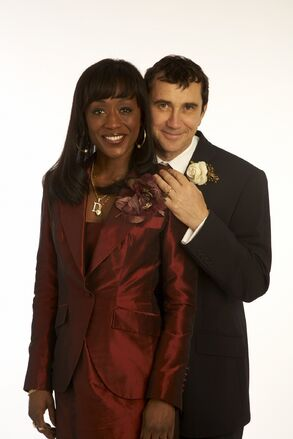 Denise Fox and Kevin Wicks Wedding (27 April 2007)