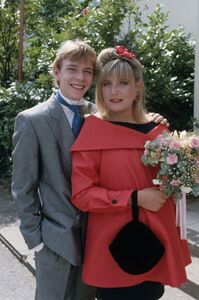 Ian Beale and Cindy Williams Wedding (12 October 1989)