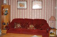 The Slater's Living Room