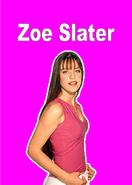Zoe Slater Name Card