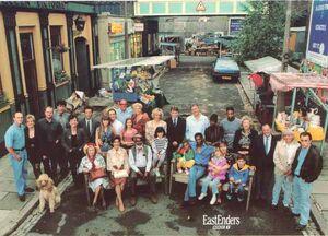 EastEnders Cast (1992)
