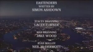 End Credits Stacey Leaves