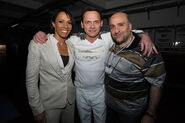 Dame Kelly Holmes, Billy Mitchell and Hercules (Billy's Olympic Nightmare)