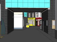 Easties sketchup model looking to betting shop turpin rd