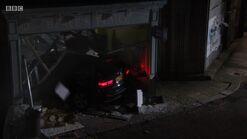 Beale's Plaice Car Crash (28 March 2017)