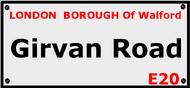 Girvan Road, Walford