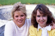 Sharon Watts and Michelle Fowler 2