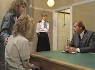 Walford Police Station Interview Room