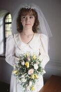 Michelle Fowler and Lofty Holloway Wedding (30 September 1986)
