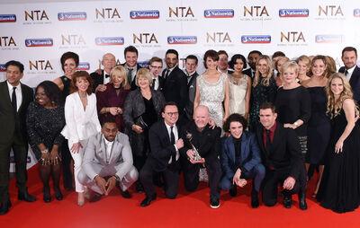 NTA EastEnders Cast (2016)