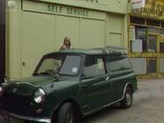 Pete Beale 1976 Leyland Mini 850 NJD837P