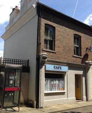 Victoria Road Cafe (2015)