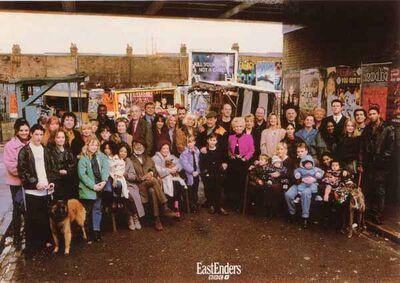 EastEnders Cast (1995)