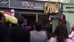 Fox & Hair (18 April 2019)