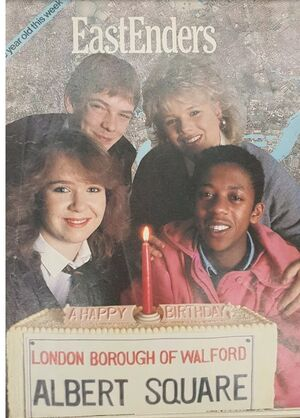 Radio Times Pull Out (1986)
