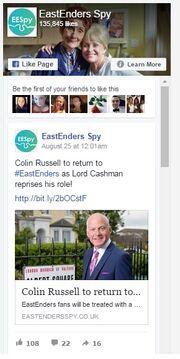 EastEnders Spy