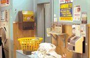 Launderette Desk