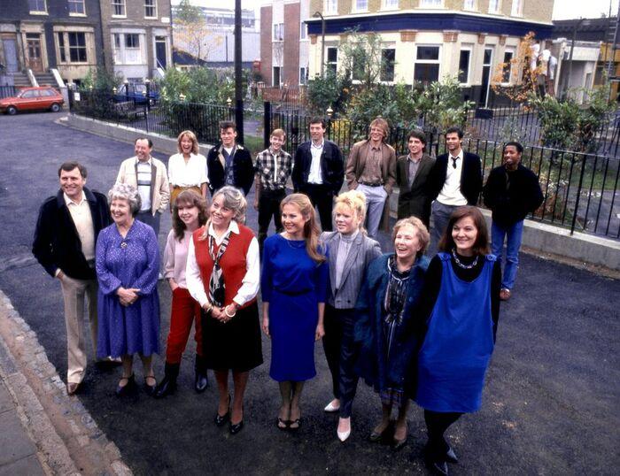 EastEnders Cast 3 (1985)