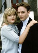 Cindy Beale and Ian Beale