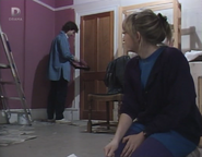 3A Albert Square - Living Room (3 April 1990)