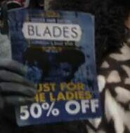 Blades Leaflet