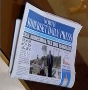 North Somerset Daily Press (Perfectly Frank)