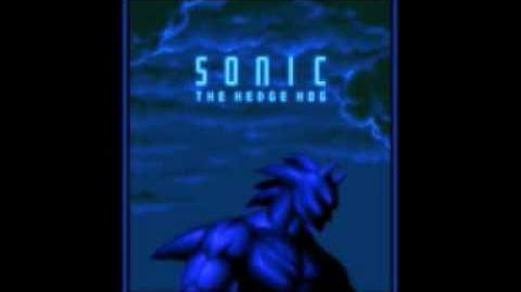 Sonic The Hedgehog CD Secret Message (4 5)